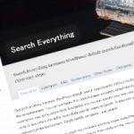 カスタムフィールドをサイト内検索の対象にする「Search Everything」[WordPress]記事のアイキャッチ画像